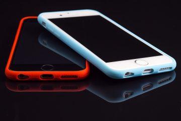 Limpeza de celular